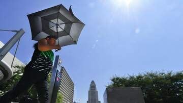 Local News - High Heat Strikes Southland; Heat Advisory Issued