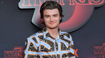 iHeartRadio Music News - Joe Keery's New Haircut Is Making 'Stranger Things' Fans Have A Meltdown