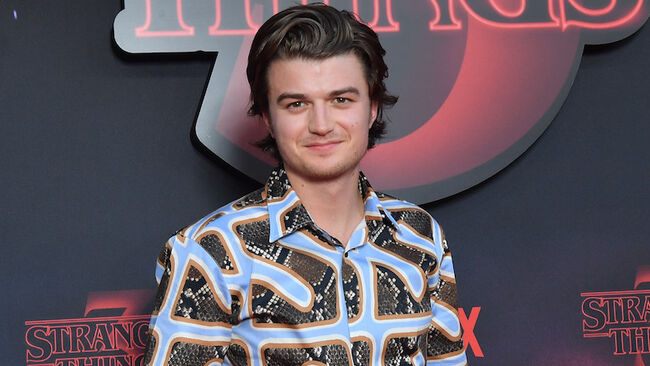 "Premiere Of Netflix's ""Stranger Things 3"" : Photocall At Le Grand Rex In Paris"