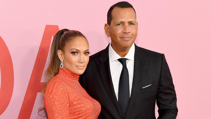 Jennifer Lopez Reveals Who's Walking Her Down The Aisle At Her Wedding | iHeartRadio