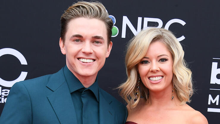 Jesse McCartney Engaged To Longtime Girlfriend Katie Peterson: Report | iHeartRadio