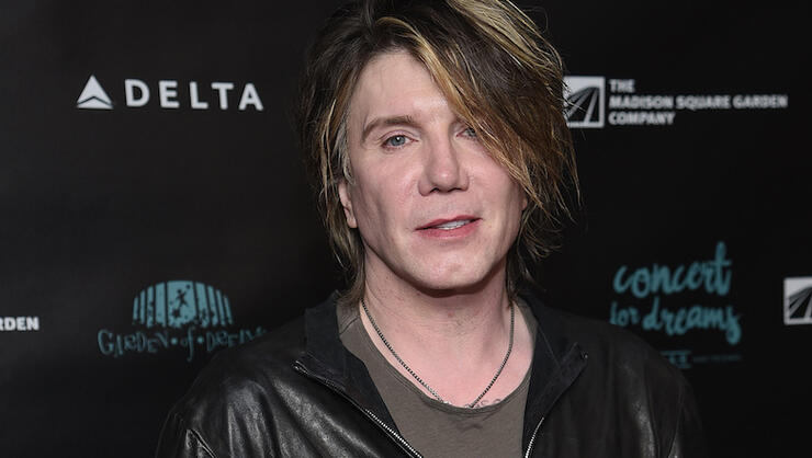 Goo Goo Dolls' Johnny Rzeznik Opens Up About His Sobriety | iHeartRadio