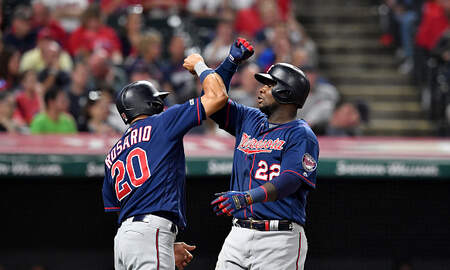 Total Tribe Coverage - Twins With Crushing Comeback in Cleveland 9-5