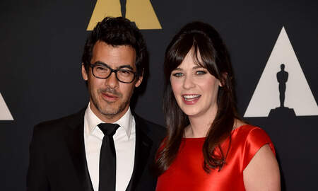 Trending - Zooey Deschanel's Husband Talks After Reports She's Dating Jonathan Scott