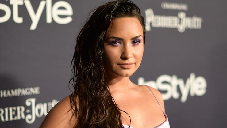 Demi Lovato Spotted On Date With 'Bachelorette' Star Mike Johnson: Report | iHeartRadio