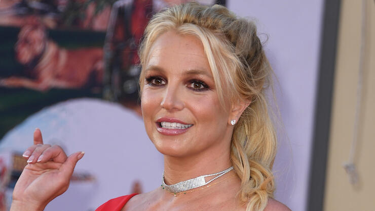 Britney Spears Celebrates Her Two Sons' Birthdays Amid Family Drama | iHeartRadio