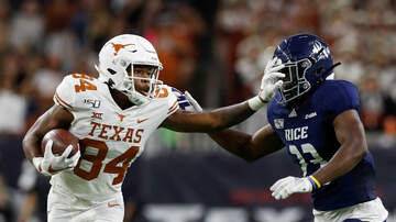 None - Texas slams Rice 48-13