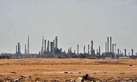 National News - Drone Attack Shuts Down Saudi Arabia Oil Production Facilities