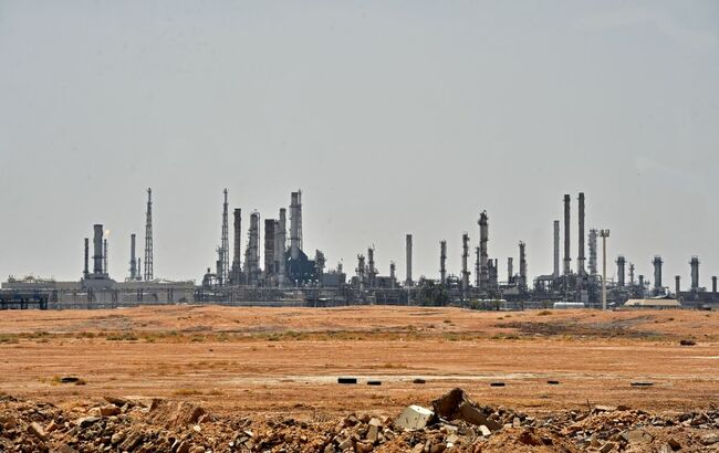 SAUDI-YEMEN-CONFLICT-OIL