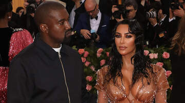 Entertainment News - Kim Kardashian 'Got In Trouble' With Kanye For Letting North Wear Makeup