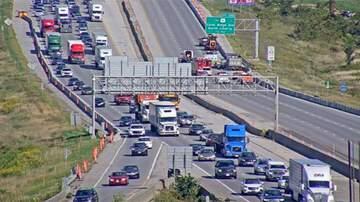 Local News - One dead in I-80 chain reaction crash near Iowa City