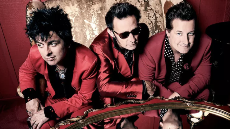 Green Day Want To Do The Unexpected On New Album 'Father Of All...'   iHeartRadio