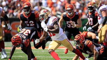 Lance McAlister - Bengals beaten up, down and all around in defeat to 49ers
