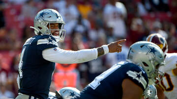 Dallas Cowboys - Cowboys top Redskins 31-21