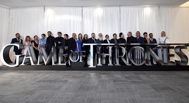 """Game Of Thrones"" Season 8 Screening - Red Carpet Arrivals"