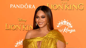 Tara - Beyonce Is Pulling The Curtain Back On Her Lion King Album