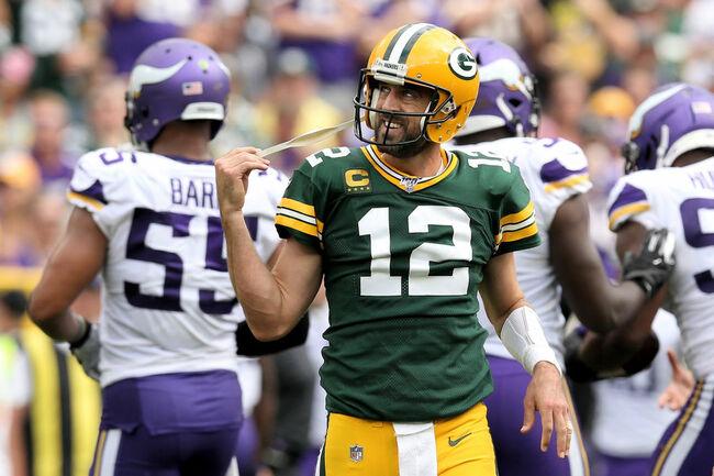 Minnesota Vikings vGreen Bay Packers