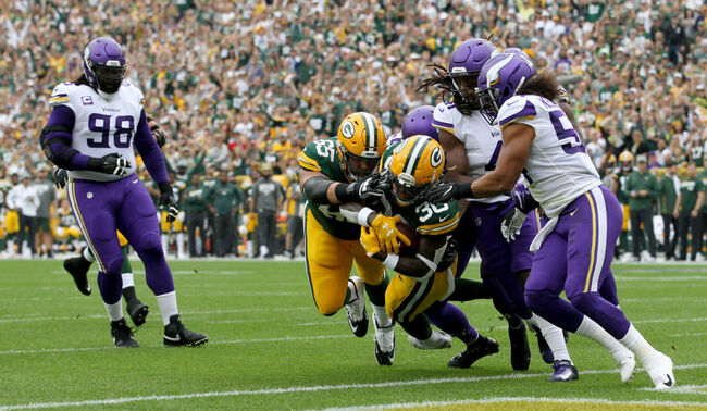 Highlights: Green Bay takes down Minnesota 21-16