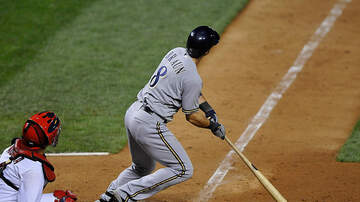 Brewers - Braun's grand slam lifts Brewers to 7-6 win at St. Louis