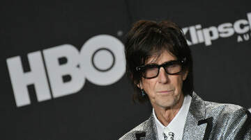 Eric Paulsen - We just lost Ric Ocasek of The Cars. He passed away Sunday at age 75.