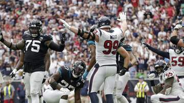 Koch and Kalu - Texans Survive Scare From Jaguars, Win 13-12