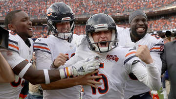Zach Boog - The Bears Game winning kick!