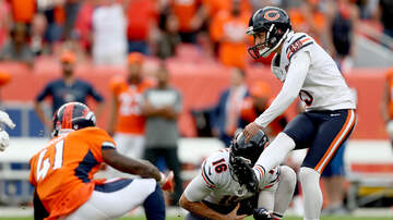 Denver Broncos - Last Second FG Gives Bears A Wild 16-14 Win Over Broncos