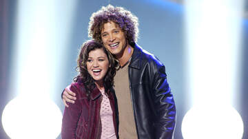 Valentine In The Morning - Kelly Clarkson Is Hosting An American Idol Season 1 Reunion!