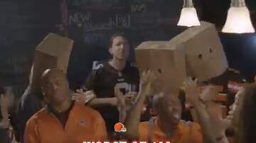The Stansbury Show - Fox NFL Sunday Browns parody
