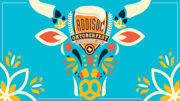 Amanda Flores - Get your German on at Addison Oktoberfest!
