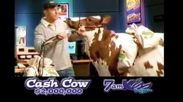Matty in the Morning - This is AMAZING: Matty's Commercial With A COW!
