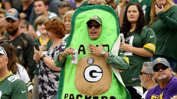 Vikings Blog - PHOTOS: Vikings fall to Packers in Green Bay | KFAN 100.3 FM