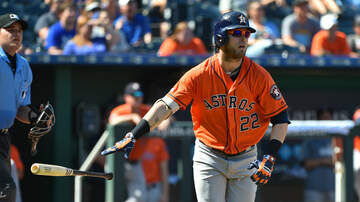 Sports Desk - Astros Rout Royals To Sweep Series