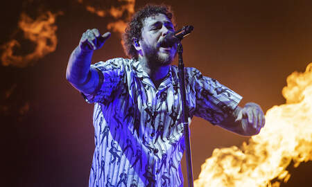 Trending - Post Malone Earns Second No. 1 Album With 'Hollywood's Bleeding'