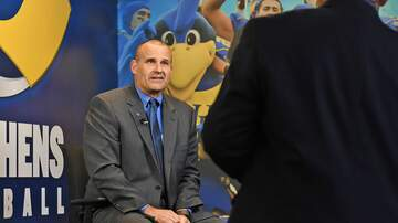 Blue Hens Radio - Pregame Interview Richmond - Rocco- (10-26-19)