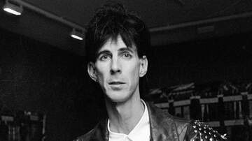Glenn Hamilton & Amy Warner - Ric Ocasek has died at the age of 75