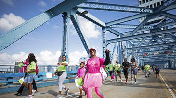 Photos - 4th Annual Law Offices of Ron Sholes Sista Strut 3k Breast Cancer Walk!