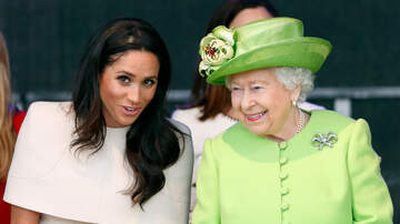 Entertainment News - Queen Elizabeth 'Strictly Bans' Mentions of Meghan Markle In Conversation