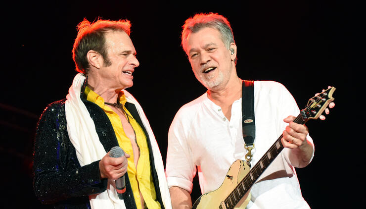 Van Halen Tour 2020.David Lee Roth Is Sick Of Waiting On Van Halen Iheartradio