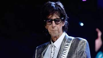 Theresa Lucas - The Cars' Ric Ocasek Has Died