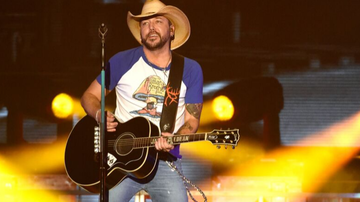Music News - Jason Aldean Announces 'We Back Tour' Coming in 2020