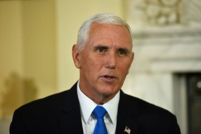 Pence Set to Make Brief Fundraising Visit to Orange County