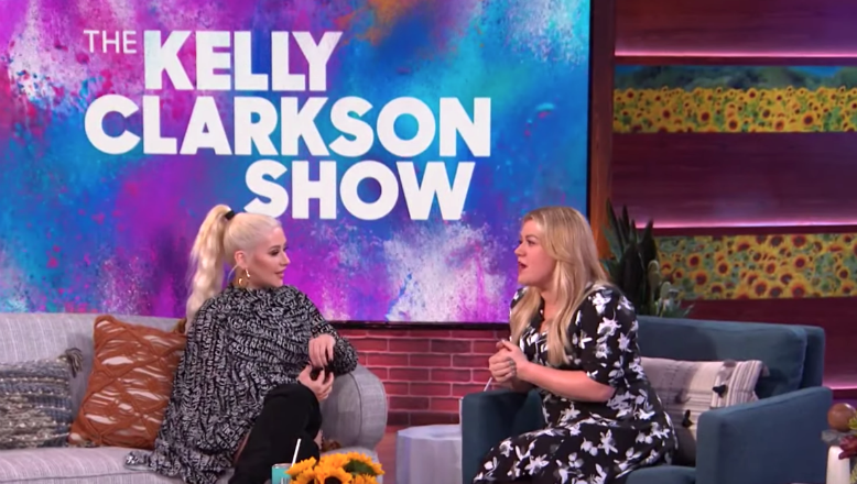 Christina Aguilera Invites Kelly Clarkson To Las Vegas Residency For A Duet