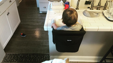 Bobby Bones - Lunchbox Wants To Give Baby Box Rat Tail Hairstyle