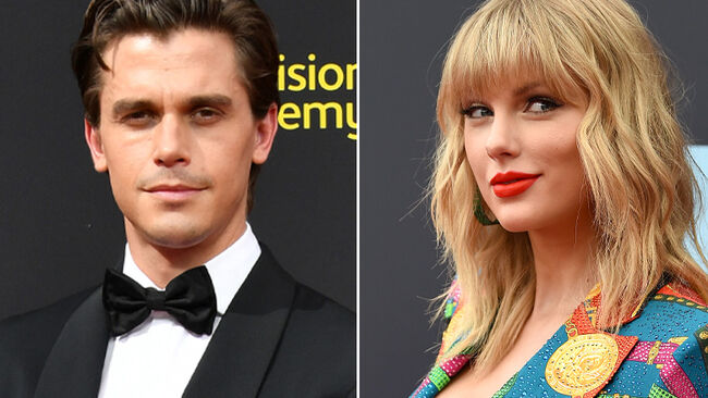 Queer Eye's Antoni Porowski Dishes On Working With Taylor Swift
