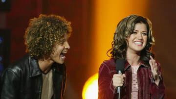 Amanda McGraw - Kelly Clarkson's American Idol Season One Reunion including Justin Guarini!