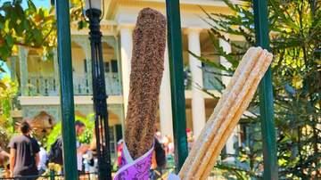 Suzette - Disneyland Is Now Selling 'Bride & Groom' Haunted Mansion Churros