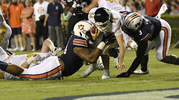 image for Footage and Quotes from Auburn vs. Kent State