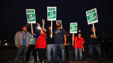 ya girl Cheron - GM Auto Workers are on strike