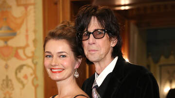 Rock News - Ric Ocasek's Ex Paulina Porizkova Thanks Fans For Tributes To Singer